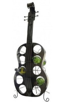 Dreamy Racks Design Ideas From Recycle Old Guitars To Try Asap 02