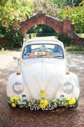 Gorgeous Wedding Theme Ideas With Vw Car Party To Have Right Now 07