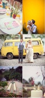 Gorgeous Wedding Theme Ideas With Vw Car Party To Have Right Now 11