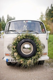 Gorgeous Wedding Theme Ideas With Vw Car Party To Have Right Now 12