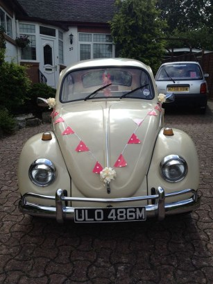 Gorgeous Wedding Theme Ideas With Vw Car Party To Have Right Now 24