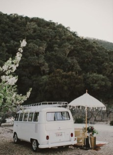 Gorgeous Wedding Theme Ideas With Vw Car Party To Have Right Now 32