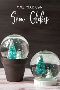 Impressive Diy Snow Globes Ideas That Kids Will Love Asap 14