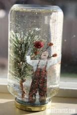 Impressive Diy Snow Globes Ideas That Kids Will Love Asap 23