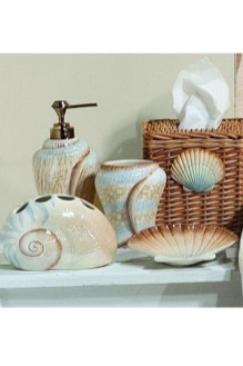 Inspiring Beach And Coral Themed Bathroom Design Ideas To Try Right Now 10