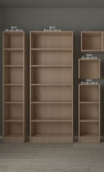 Latest Ikea Billy Bookcase Design Ideas For Limited Space That Will Amaze You 05