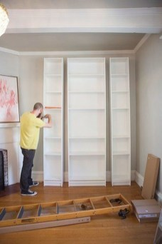 Latest Ikea Billy Bookcase Design Ideas For Limited Space That Will Amaze You 19