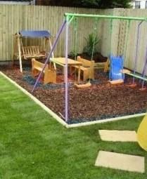 Magnificient Transform Backyard Design Ideas Into Kids Playground 32