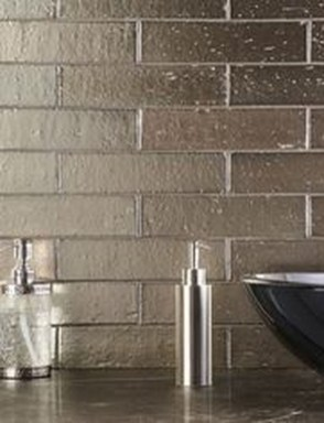 Modern Bathroom Design Ideas With Exposed Brick Tiles 09