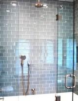 Modern Bathroom Design Ideas With Exposed Brick Tiles 14