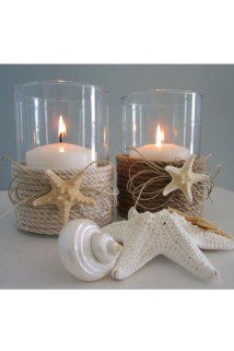 Newest Coastal Decorating Ideas With Rope Crafts To Try Right Now 14