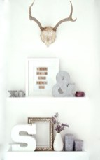Splendid Deer Shelf Design Ideas With Minimalist Scandinavian Style To Try 08