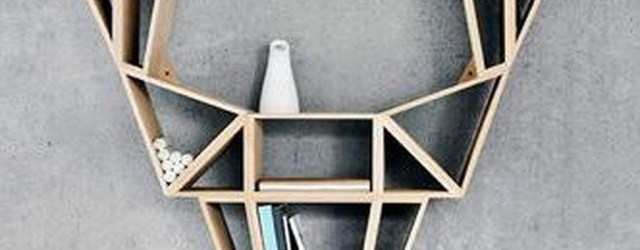Splendid Deer Shelf Design Ideas With Minimalist Scandinavian Style To Try 17