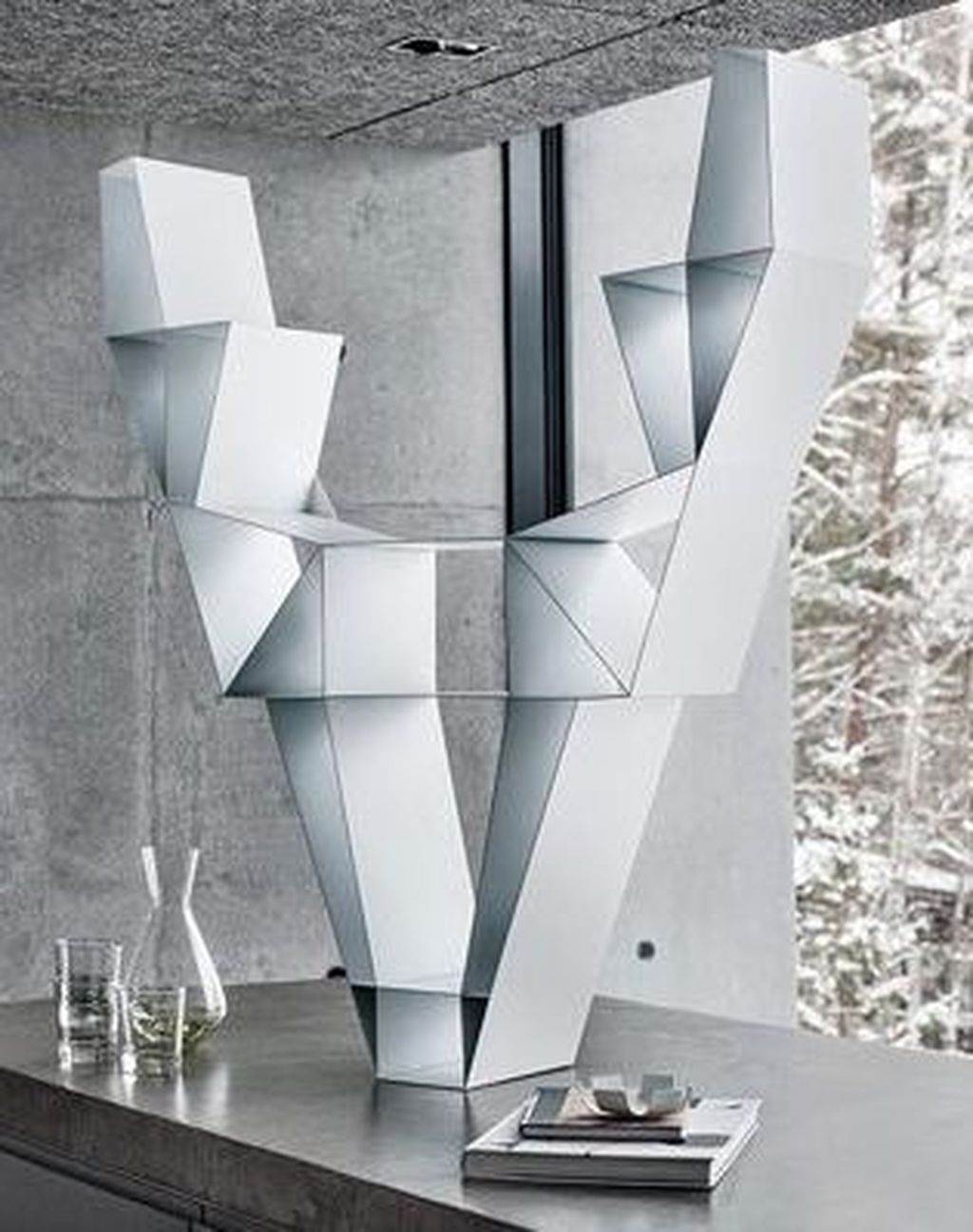 Splendid Deer Shelf Design Ideas With Minimalist Scandinavian Style To Try 21