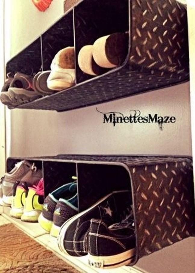 Top Ideas To Organize Your Shoes That You Need To Copy 34