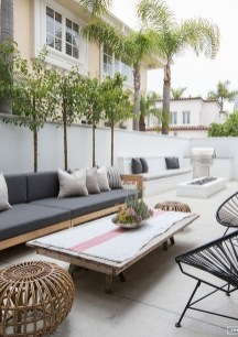 Unordinary Outdoor Living Room Design Ideas To Have Asap 29