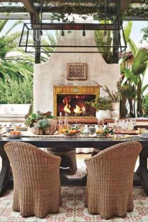 Unordinary Outdoor Living Room Design Ideas To Have Asap 31