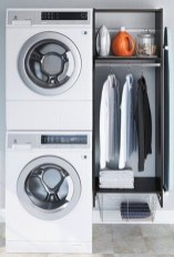 Unusual Laundry Arranging Design Ideas For Small Space To Try 16