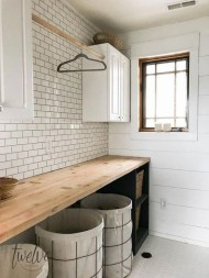 Affordable Laundry Room Design Ideas That You Will Like It 04