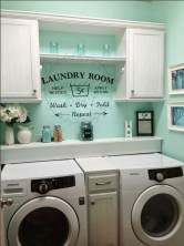 Affordable Laundry Room Design Ideas That You Will Like It 11