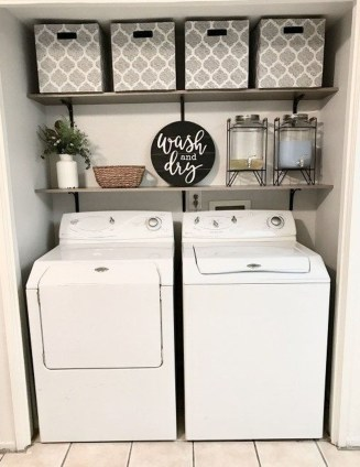 Affordable Laundry Room Design Ideas That You Will Like It 13