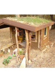 Attractive Outdoor Kids Playhouses Design Ideas To Try Right Now 05