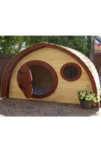Attractive Outdoor Kids Playhouses Design Ideas To Try Right Now 29