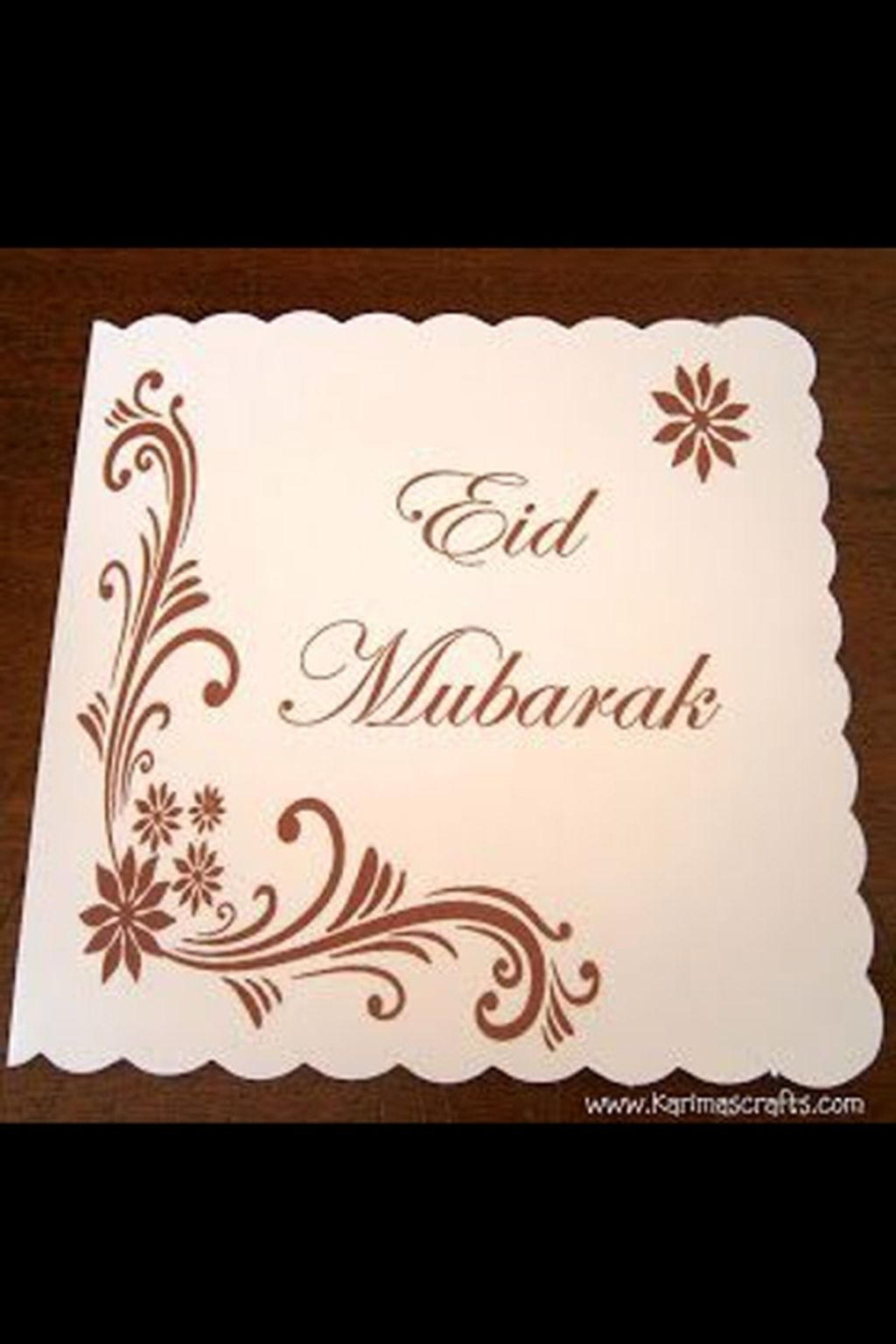 Charming Eid Mubarak Craft Design Ideas To Try In Ramadan 04