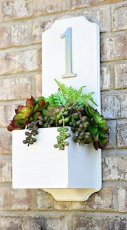 Cool Diy House Number Projects Design Ideas That Looks More Elegant 10