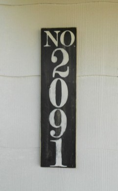 Cool Diy House Number Projects Design Ideas That Looks More Elegant 20