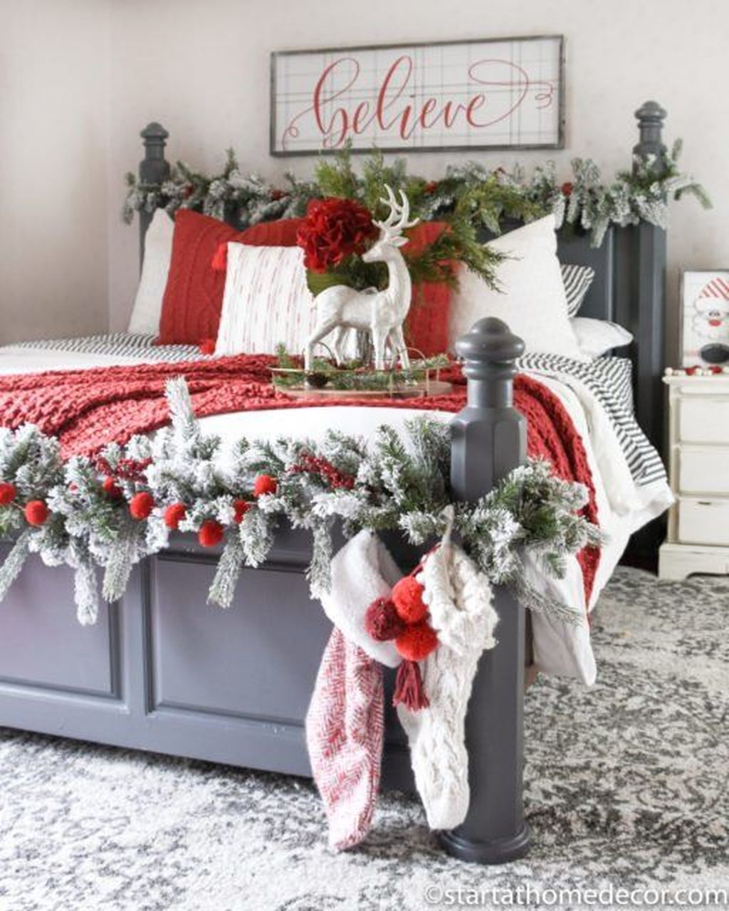Cute Homes Decor Ideas To Snuggle In This Winter 13