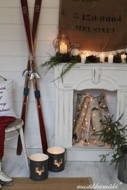 Cute Homes Decor Ideas To Snuggle In This Winter 29