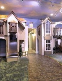 Cute Indoor Playhouses Design Ideas That Suitable For Kids 05