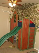 Cute Indoor Playhouses Design Ideas That Suitable For Kids 10