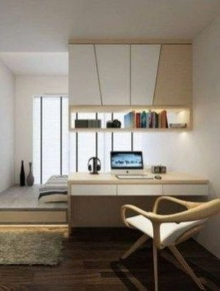 Elegant Apartments Design Ideas That Celebrate Minimalist Style 26