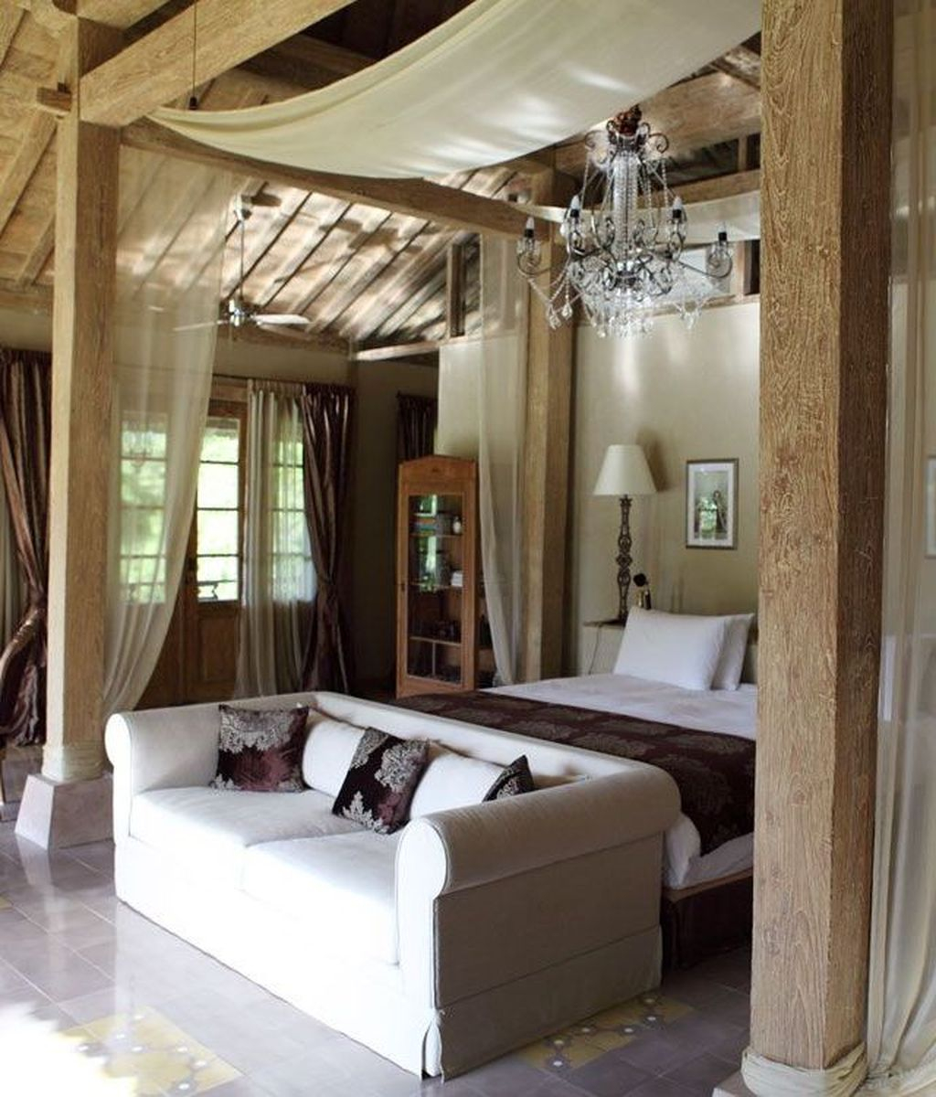 Extraordinary Joglo House Design Ideas With Rustic Elements To Copy 33