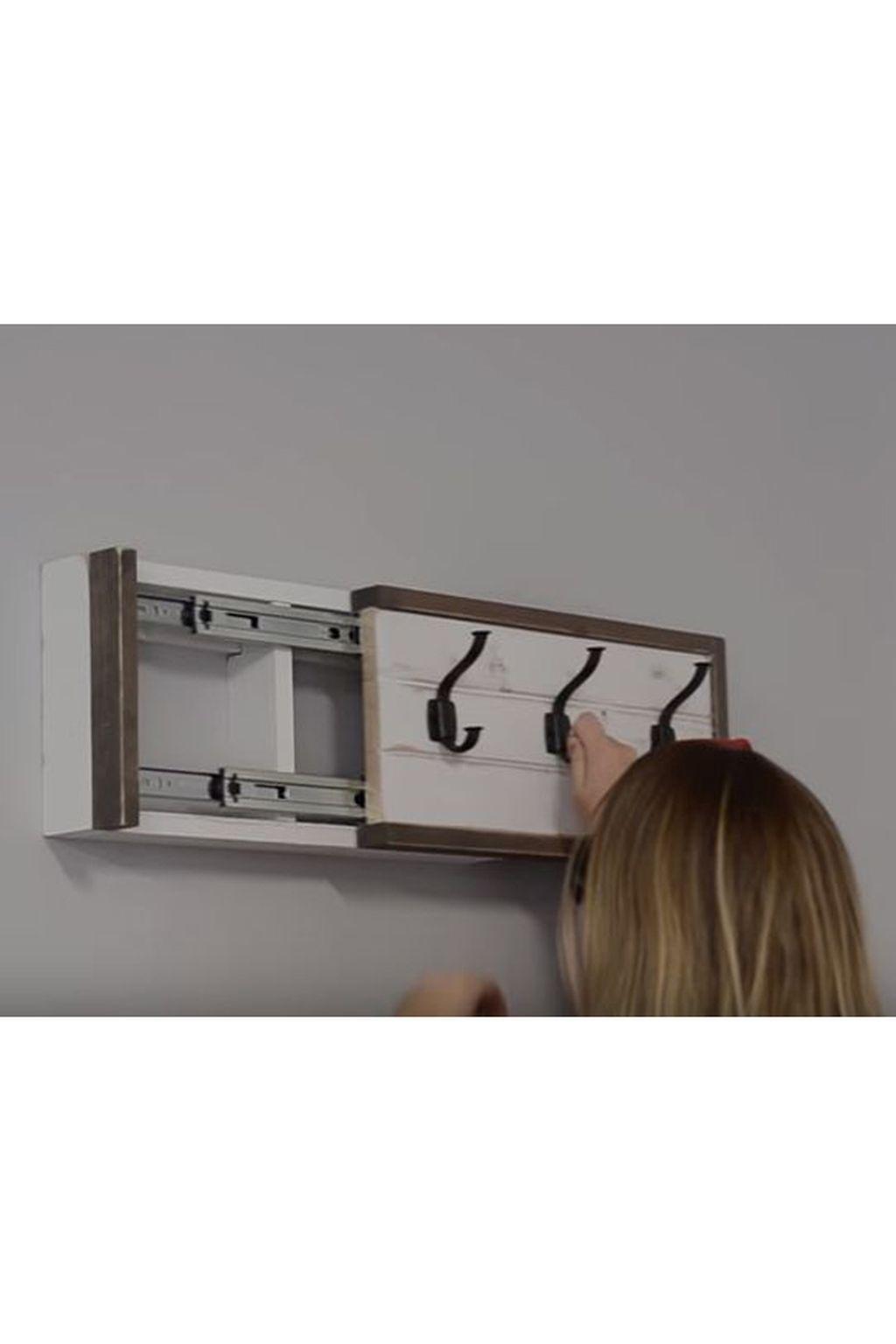 Fantastic Secret Storage Design Ideas That Everyone Won'T Know It 23