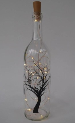 Fascinating Diy Wine Bottle Design Ideas That You Will Like It 06