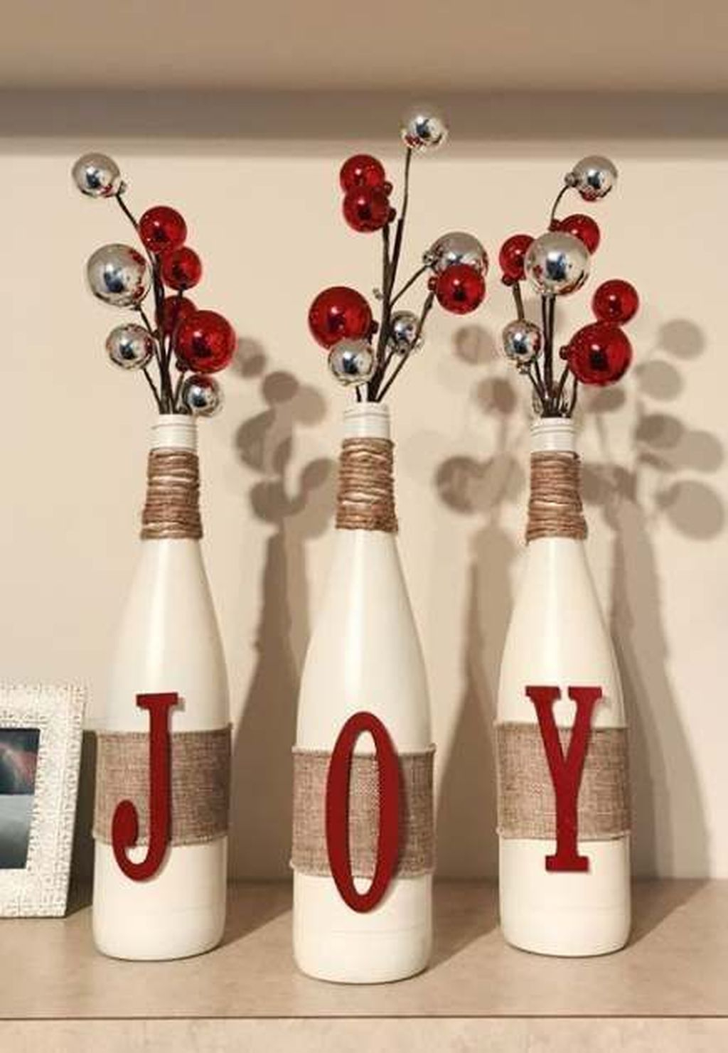 Fascinating Diy Wine Bottle Design Ideas That You Will Like It 25