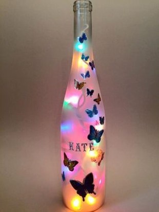 Fascinating Diy Wine Bottle Design Ideas That You Will Like It 26