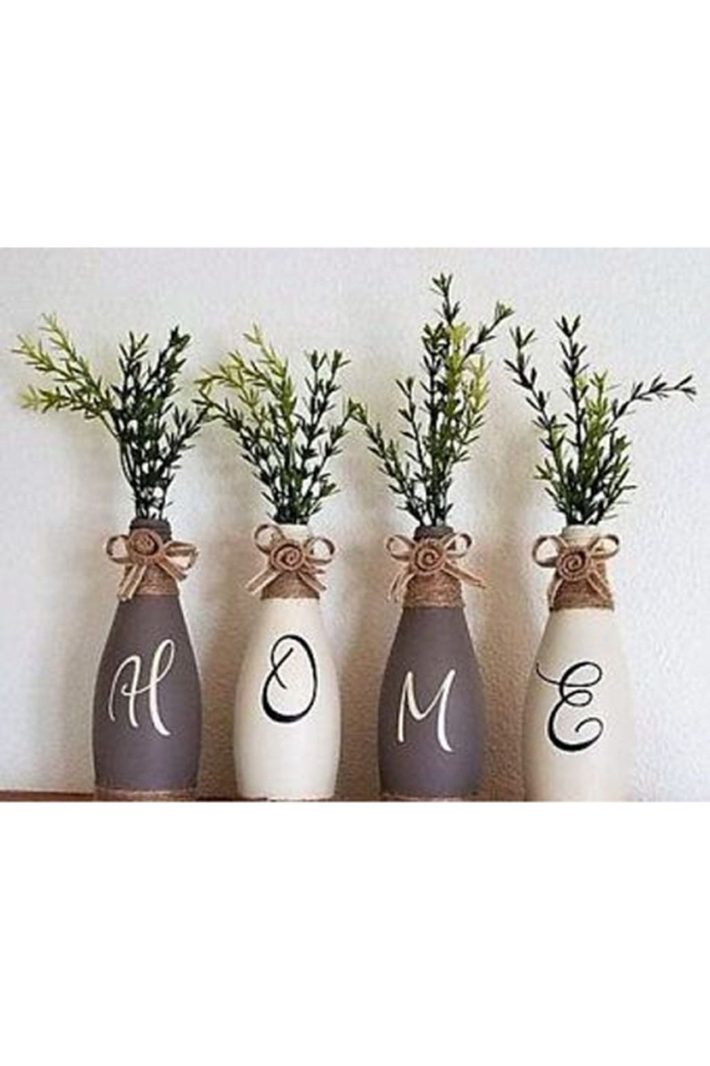 Fascinating Diy Wine Bottle Design Ideas That You Will Like It 31