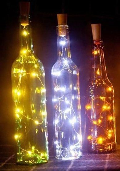 Fascinating Diy Wine Bottle Design Ideas That You Will Like It 38