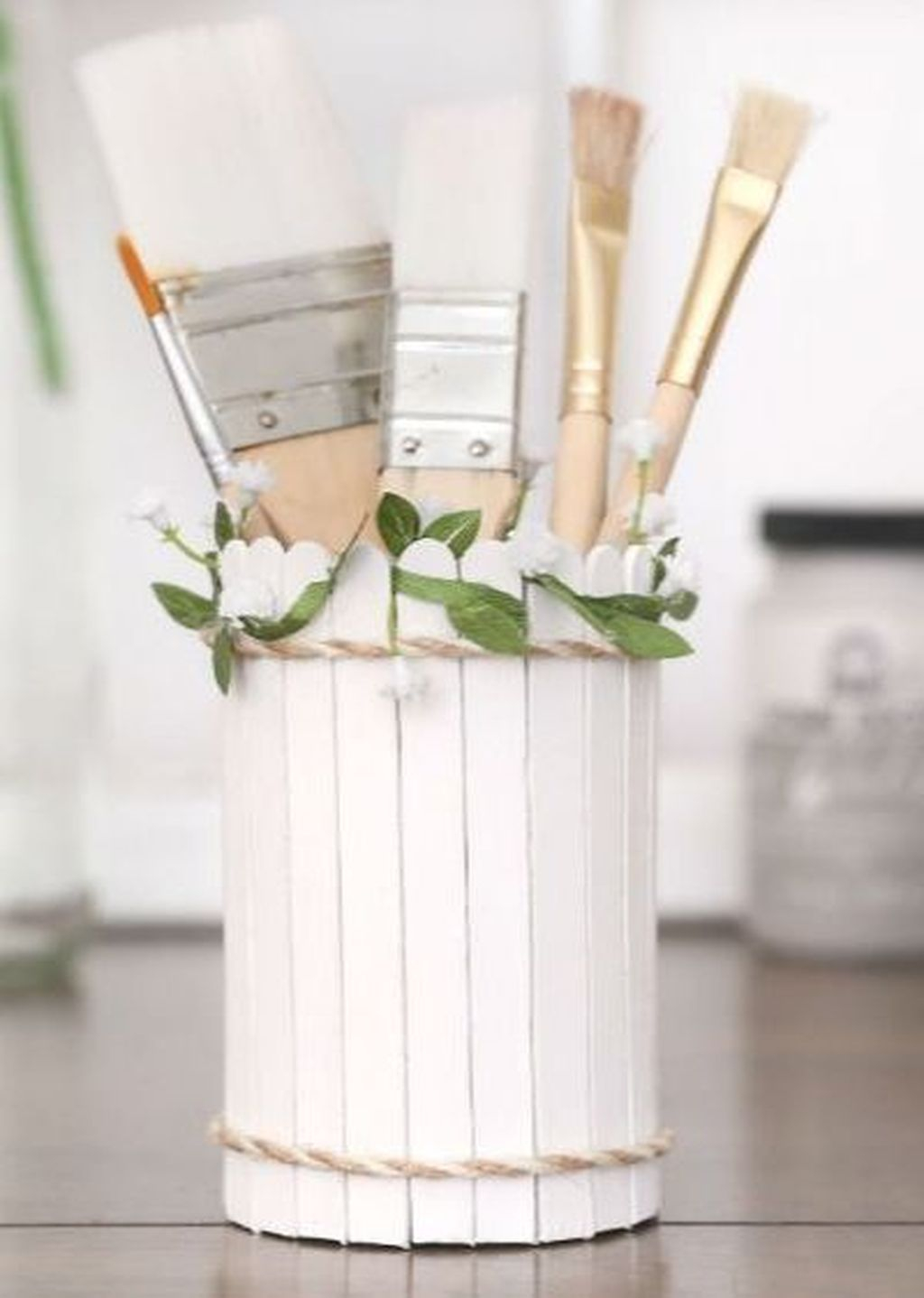 Gorgeous Diy Popsicle Stick Design Ideas For Home To Try Asap 24