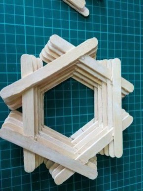 Gorgeous Diy Popsicle Stick Design Ideas For Home To Try Asap 25