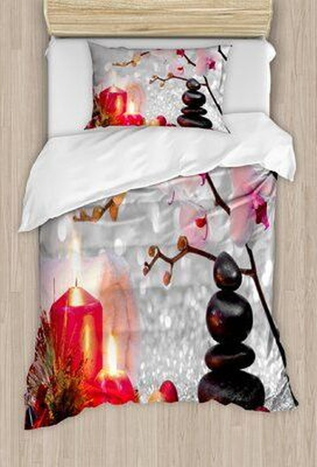Lovely Winter Bedroom Design Ideas With Flower Themes To Try Asap 04