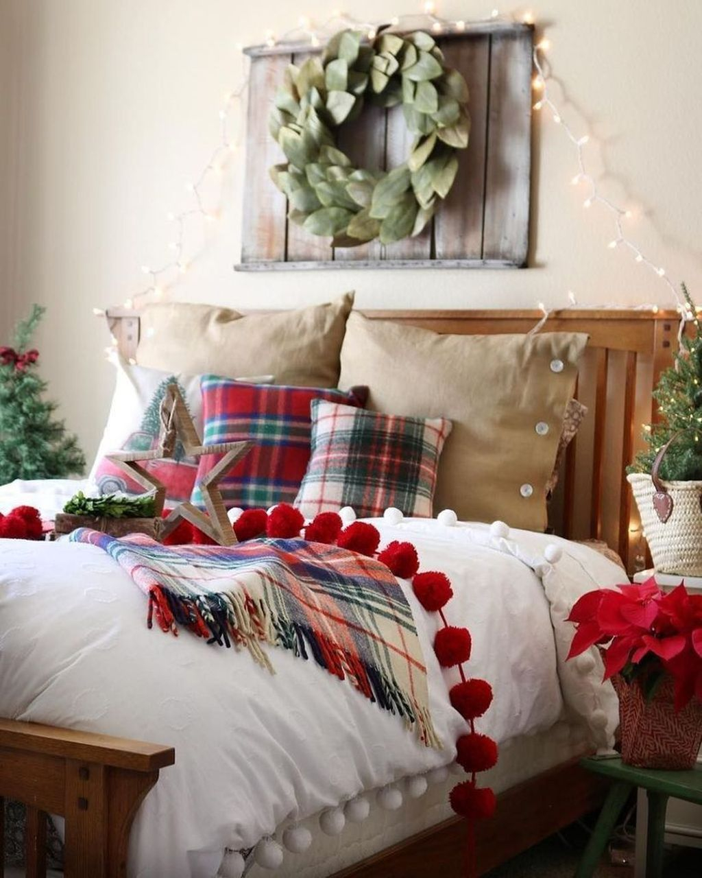 Lovely Winter Bedroom Design Ideas With Flower Themes To Try Asap 17