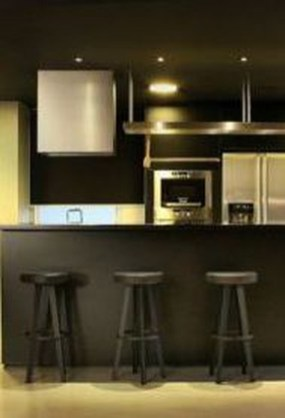 Modern Black Kitchens Design Ideas For Bachelors Pad To Try Asap 07