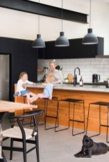 Modern Black Kitchens Design Ideas For Bachelors Pad To Try Asap 11
