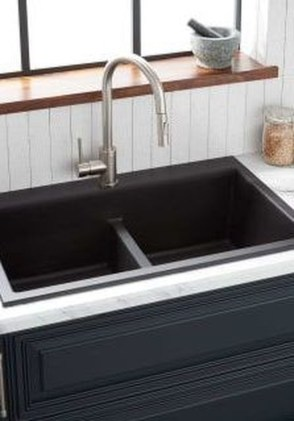 Modern Black Kitchens Design Ideas For Bachelors Pad To Try Asap 12
