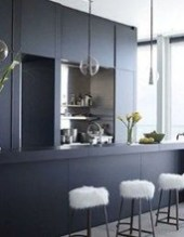 Modern Black Kitchens Design Ideas For Bachelors Pad To Try Asap 16